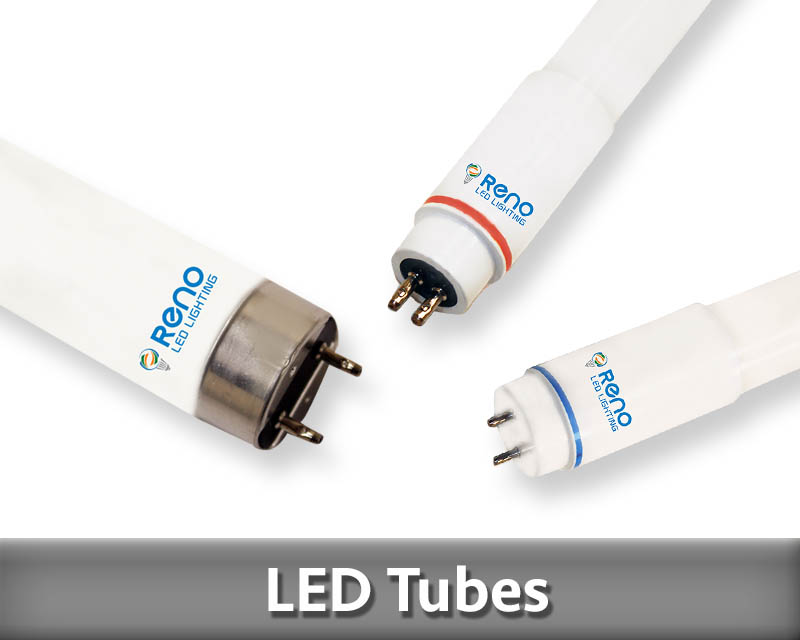 Commercial LED Lighting Tubes